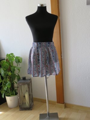 Only Miniskirt multicolored cotton