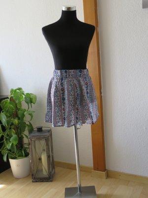 Only Minifalda multicolor Algodón