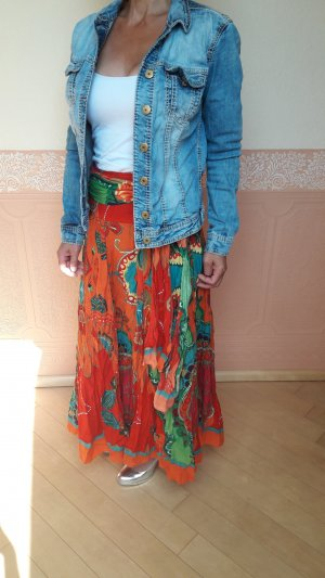 Maxi Skirt multicolored