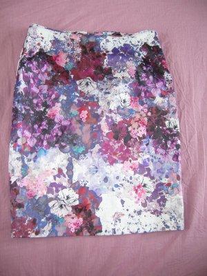 Sommerrock floraler Print XS 34