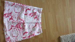 Sommerrock Gr.36 Pink /WEIß