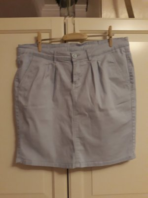 Janina Asymmetry Skirt azure