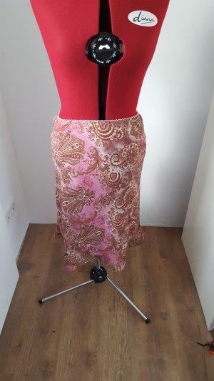 Sommerrock in rosatönen Gr 32