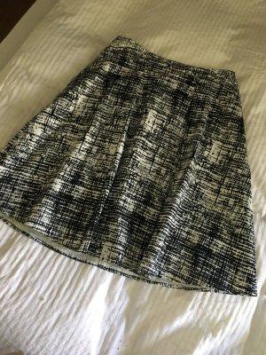 Sommerrock schwarz weiß von Esprit