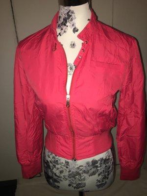Flamant Rose Collection Blouson aviateur magenta