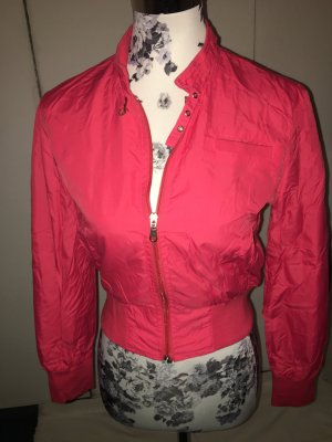 Flamant Rose Collection Blouson aviateur magenta