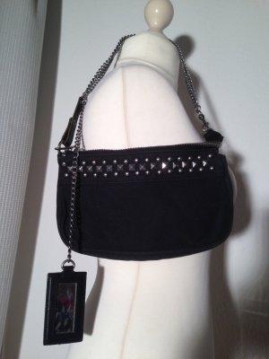 Rockige Tasche mit integriertem Spiegel