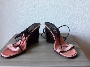 Schöne Valentino Sandalette mit Keilabsatz in Gr. 35