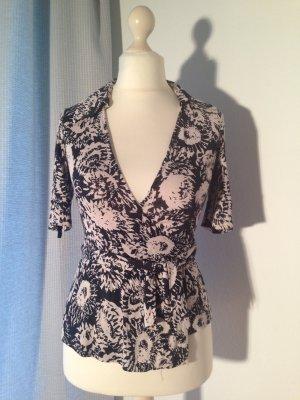 Vintage Bluse aus reiner Seide von Diane von Furstenberg