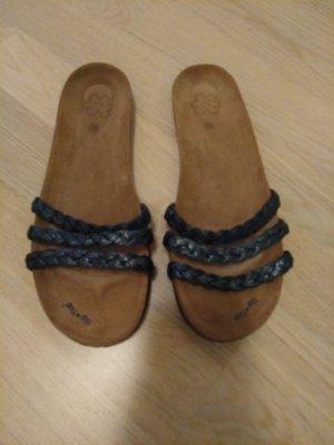 Sommersandalen von Flip Flop schwarz