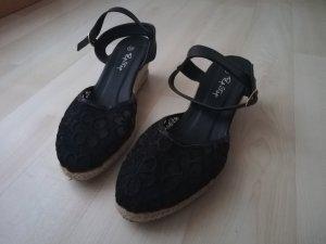 Pep Step Sandalen zwart
