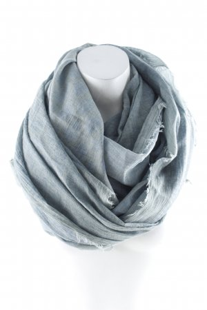 Summer Scarf abstract print casual look