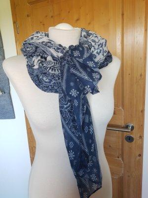 Orsay Chal veraniego blanco-azul aciano