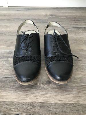 Even & Odd Lace Shoes black