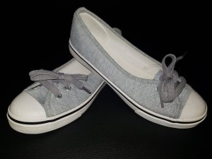 Mary Janes light grey