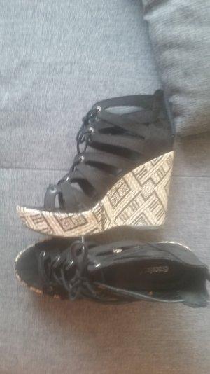 espadrilles sandalen g nstig kaufen second hand m dchenflohmarkt. Black Bedroom Furniture Sets. Home Design Ideas
