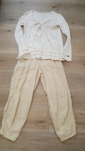 Odd Molly Pantalone a 7/8 crema