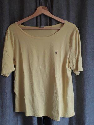 Peckott Boatneck Shirt yellow