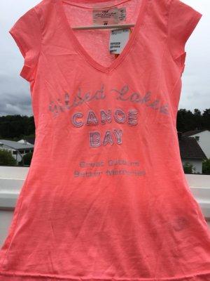 Sommershirt in pink Neu und ungetragen