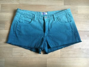 Sommershorts im Ombré-Look