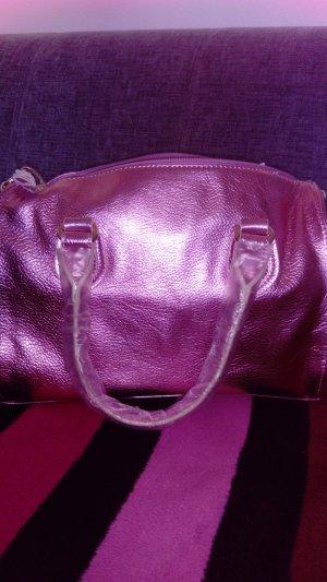 100 Accessorio fucsia neon-rosa Finta pelle