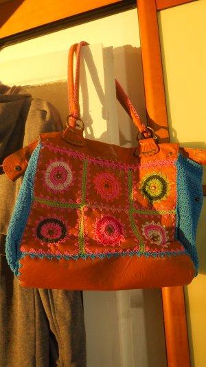 Carpisa Carry Bag multicolored mixture fibre