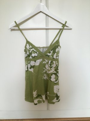 Sommertop Abercrombie&Fitch mit Blumenmuster