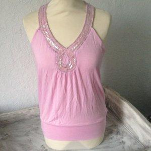 Sommertop rosa