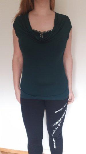 b.p.c. Bonprix Collection Camiseta verde oscuro