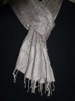 Pañoleta gris