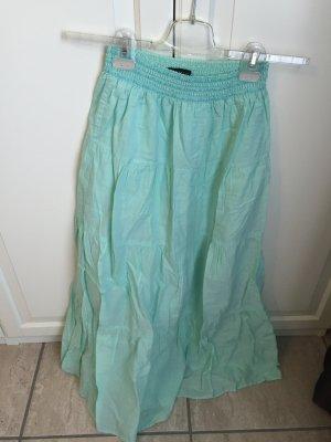 Sommmerrock in mintgrün