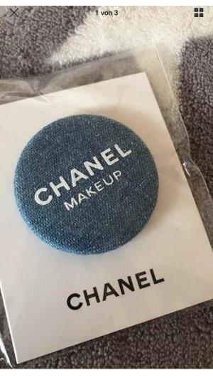 Sonderedition Chanel Denim Anstecknadel/Pin neu