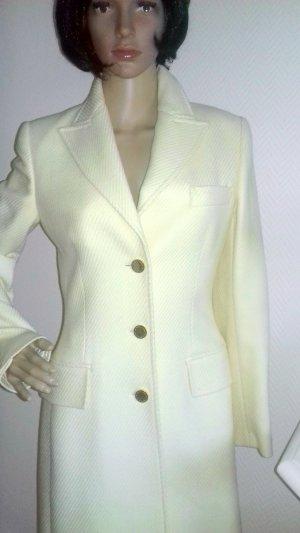 Dolce & Gabbana Abrigo de entretiempo blanco puro