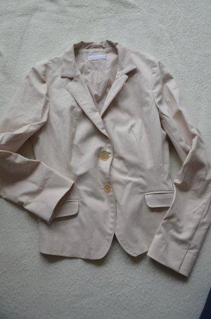 Sônia Bogner Blazer in lana crema-beige chiaro