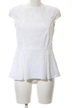 Sônia Bogner Camisa de mujer blanco estilo «business»