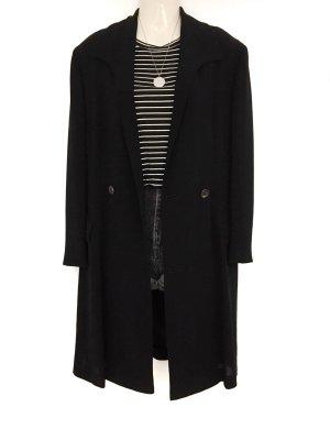 Sonia BOGNER Designer Mantel Trenchcoat Long Blazer Blogger Style Chic