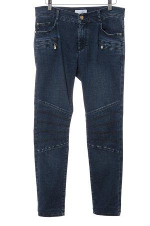 Sônia Bogner Skinny Jeans dunkelblau Casual-Look