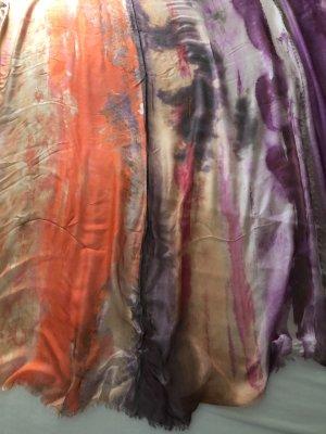 Sônia Bogner Étole multicolore