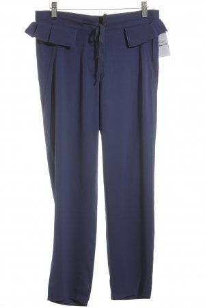 Sonia by Sonia Rykiel 7/8-Hose blau Business-Look