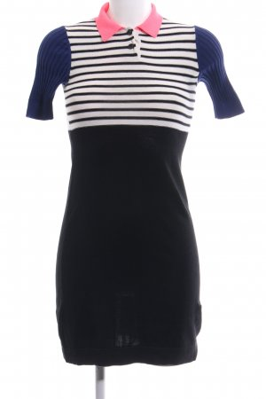 Sonia by Sonia Rykiel Polo Dress striped pattern casual look