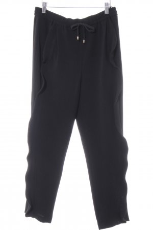 Sonia Rykiel Baggy Pants schwarz Casual-Look
