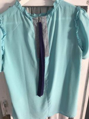Sonia Rykiel ❤️ Bluse Seide Np 169€ gr 38