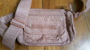 Sonia Rykiel crossbody Tasche mit rosegoldener Hardware      wie NEU