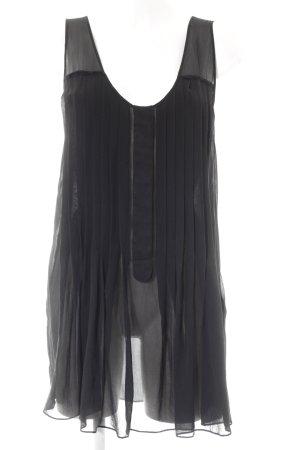 Sonia Rykiel for H&M A-Linien Kleid schwarz Elegant