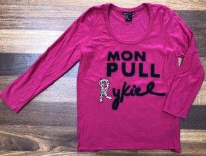 Sonia Rykiel for H&M Pulli mit Intarsien & Strass Gr. M