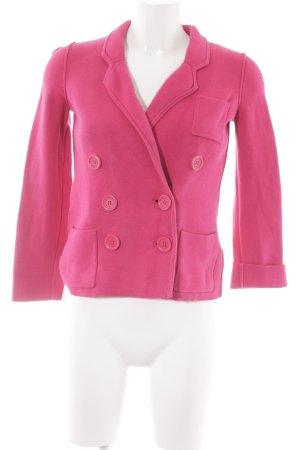 Sonia Rykiel for H&M Blazer in maglia magenta Stile anni '50