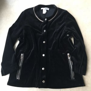 Sonia Rykiel Sweat Jacket black-gold-colored