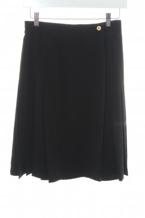 Sonia Rykiel Pleated Skirt black casual look