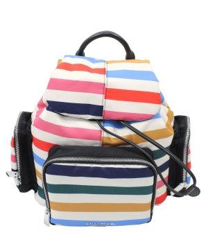 Sonia Rykiel School Backpack multicolored polyester