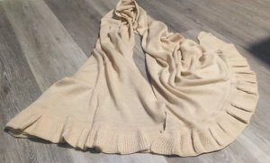 Sonia Rykiel Knitted Scarf natural white-cream